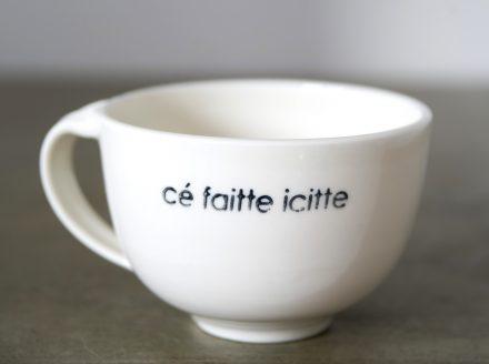 BOL À ANSE CÉ FAITTE ICITTE