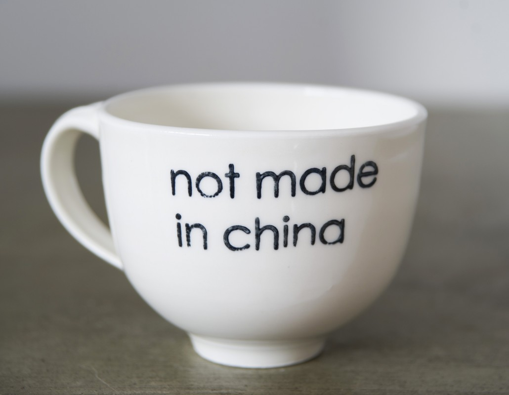 BOL À ANSE NOT MADE IN CHINA