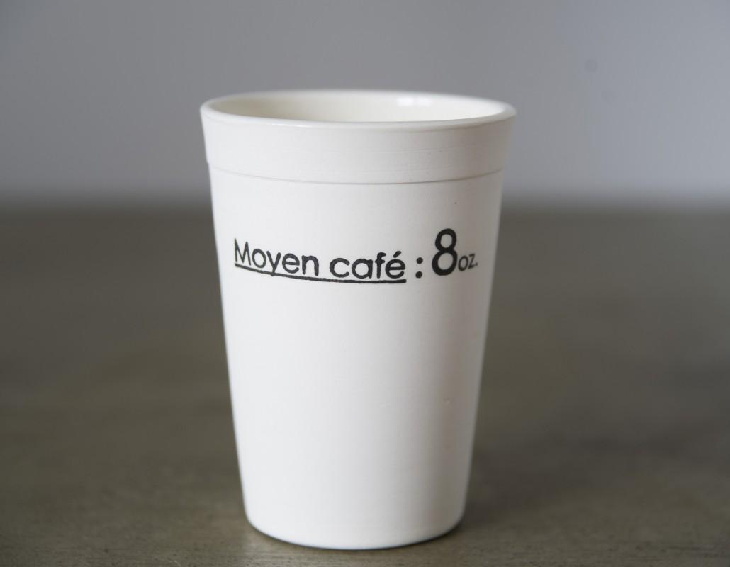 MOYEN CAFÉ 8 OZ